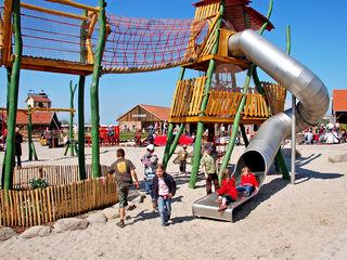 Abenteuerspielplatz in Karls Erlebnis-Dorf. © Karls Erlebnis-Dorf