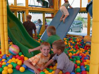 Hopplahopp Spielplätze Indoor und Outdoor © Hopplahopp Spielplätze Indoor und Outdoor