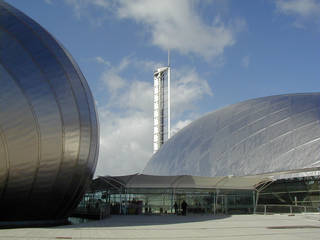 Glasgow Science Centre © yellow book