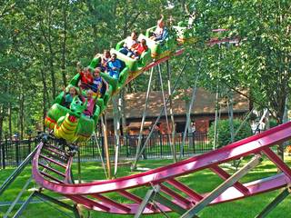 Der Freizeitpark Storybook Land in New Jersey © Storybook Land