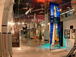 Memorial Museum of Astronautics © Memorial Museum of Astronautics