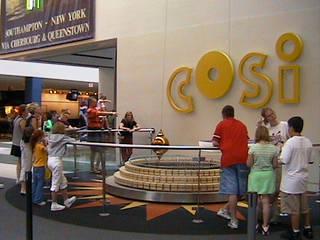 COSI Columbus © COSI Columbus